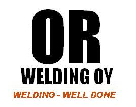 Or Welding Oy